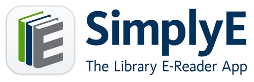 SimplyE The Library E-Reader App logo